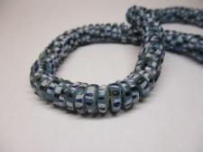 Ghana Trade African Beads +/-66cm 4x12mm