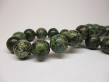 African Turquoise 10mm +/-37pcs