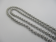 Stainless Steel 1m Chain 2mm
