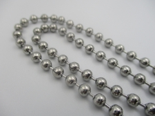 Stainless Steel 1m Chain 5mm Ball Chain