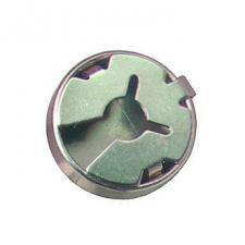 BUTTON COVER 18MM/N 50PCS