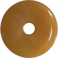 SP DONUT 25MM/HONEY JADE 1PCS