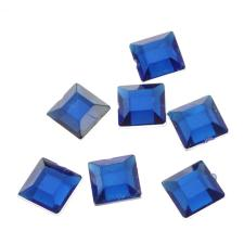 RHINE 8X8MM SQR BLUE 400PCS