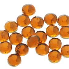 HOTFIX 4MM RND ORANGE 1200PCS