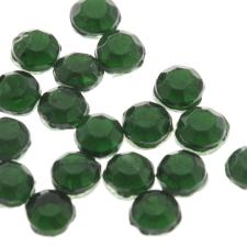 HOTFIX 4MM RND GREEN 1200PCS