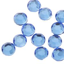 HOTFIX 6MM RND LT BLU 320PCS