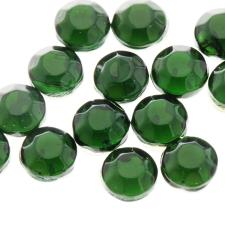 HOTFIX 6MM RND GREEN 320PCS