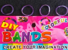 Diy Bands Purple