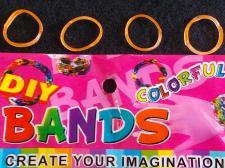 Diy Bands Orange