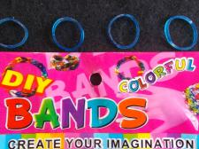 Diy Bands Blue